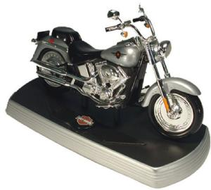 Tm 026438  harley fat boy phone diamond ice