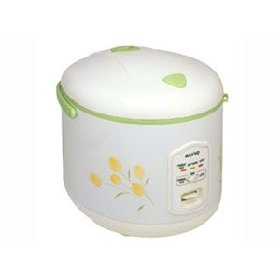 Sanyo ecjn100f steel rice cooker 10cup soup function