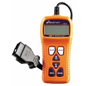 Actron CP9135 AutoScanner Diagnostic Code Scanner with On Screen Definitions for OBDII  Vehicles