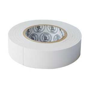 White Electrical Tape 3/4