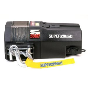 Superwinch 1450200 S5000 Series Master Winch