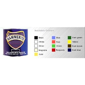 ALMOND SMOOTH FINISH QUART SMOOTH FINISH HAMMERITE QUART