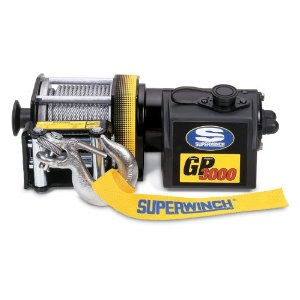 Superwinch 1330200 GP3000 General Purpose Series Master Winch