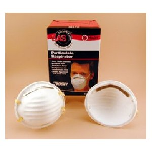 Survival Air Systems 8610 Disposable Respirator Particle Mask