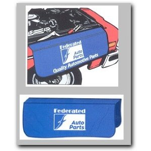Federated - Fender Cover with Logo (5436)