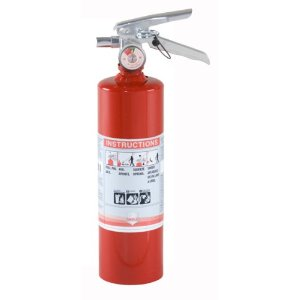 Shield Fire Protection 13315D Auto and Marine DISP 110vb Fire Extinguisher