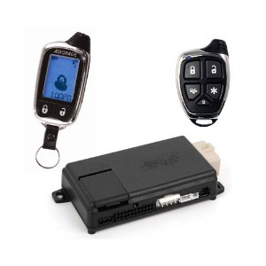 AUTOPAGE RS915 2-WAY REMOTE START SECURITY SYSTEM