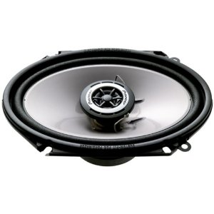 Pioneer TS-G6842R 6-Inch X 8-Inch 2-Way 180-Watt Speakers ( Pair )