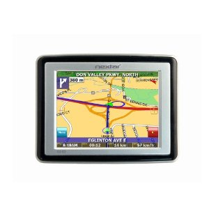 Nextar 3.5-Inch Touch Screen GPS Vehicle Navigator With MP3 Player