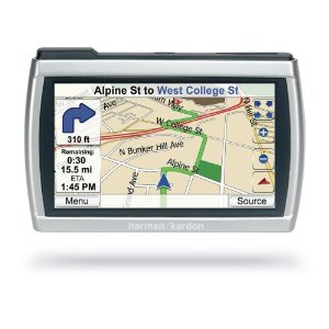 Harman Kardon GPS-310 4-Inch Widescreen Portable GPS Navigator