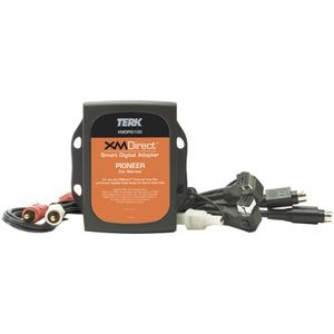 Terk XMDPIO100 XMDirect Smart Digital Adapter (for Pioneer)