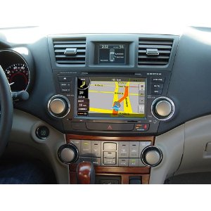Rosen TY0830 Navigation Receiver Custom-fit replacement for your 2009-up Toyota Highlander factory radio