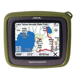 Magellan Crossover 3.5-Inch Portable GPS Road and Trail Navigator