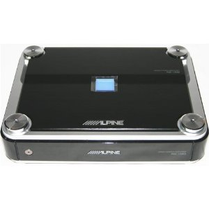 Alpine PDX-1.1000 - Amplifier - 1-channel