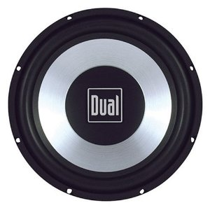 Dual Electronics DS10 10 Inch Car Subwoofer