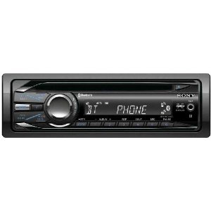 Sony MEX-BT2800 In-Dash CD Receiver MP3/WMA Player with Bluetooth