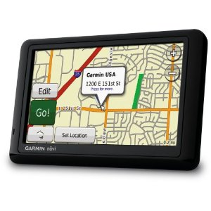 Garmin n�vi 1490/1490T 5-Inch Widescreen Bluetooth Portable GPS Navigator with Traffic (Factory Refurbished)