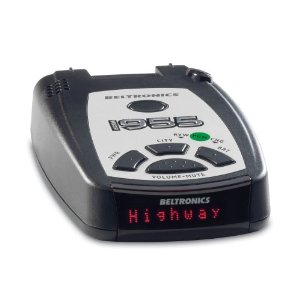 Beltronics V955 Vector High Performance Radar Detector (Black/Silver)