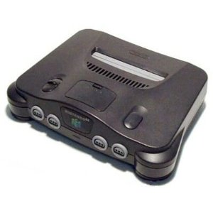 Nintendo 64 System - Video Game Console with Controller