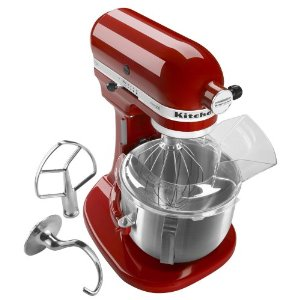 KitchenAid Pro 500 Stand Mixer - Empire Red