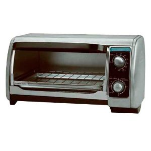 Black & Decker 4-Slice Toaster Oven - TRO620