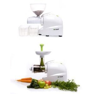 L'Equip Omni Juicer with Seed Oil Extractor