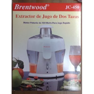Brentwood JC-450 Juice Extractor