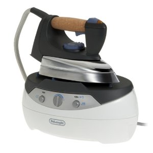 DeLonghi Stiromeglio Compact PRO 300 Ironing System with Pressurized Boiler