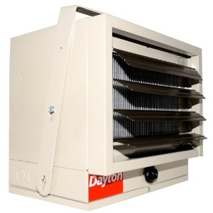 Dayton G73 Electric Garage Heater With Built-In Thermostat