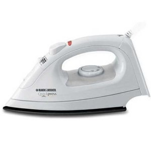 Black & Decker Steam Iron - F210