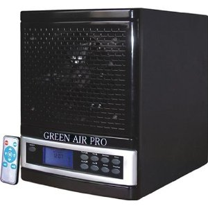 NEW GREEN AIR PRO AIR PURIFIER OZONE GENERATOR ALPINE CLEANER