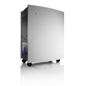 Blueair 550E HepaSilent Digital Air-Purification System