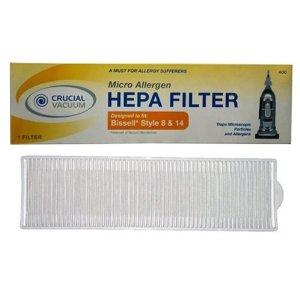 Bissell Style 8/14 Lift-Off Bagless HEPA Filter