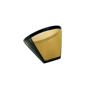 Krups 049 gold tone coffee filter.