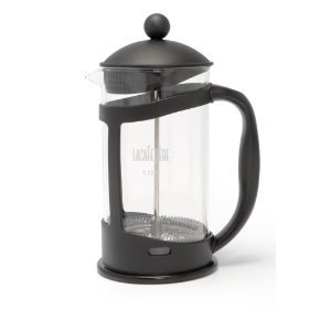 LaCafetiere Verona 3 Cup Coffee French Press, Black