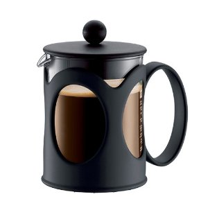 Bodum New Kenya 4-Cup French Press Coffeemaker