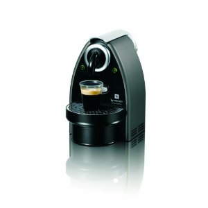 Nespresso C100/T1 Essenza Automatic Machine, Titan Gray
