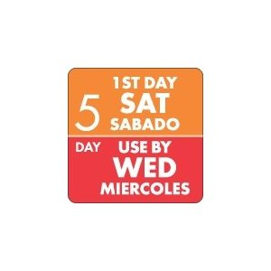 Daydots Duo-Dots Dissolvable - 5 Day Sat/Wed 11705-56-21