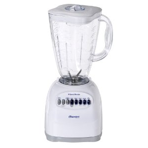 Oster 10-Speed Blender - White