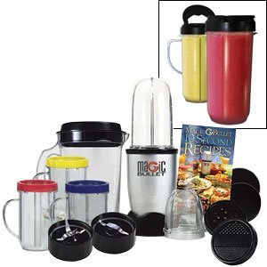 Magic Bullet Deluxe 22 Piece Set