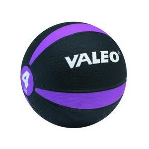 Valeo MB4 4-Pound Medicine Ball