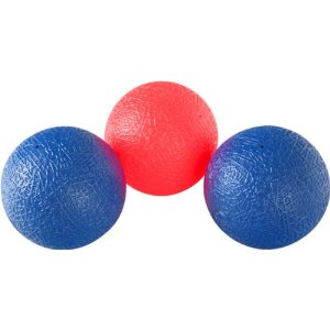 Wham-o Trac Ball Replacement Balls (Set of 3)