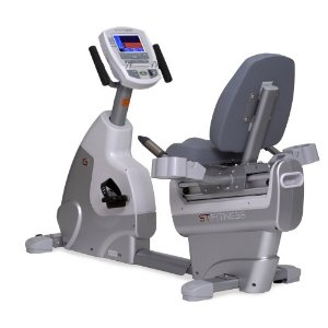 Star Trac ST Fitness 8720 Recumbent Exercise Bike