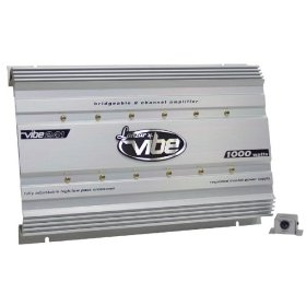 LANZAR VIBE241 2 Channel 1000 Watts High Power MOSFET Amplifier