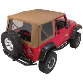 Rampage 98715 Soft Top
