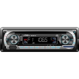 TKO Audio BH-MP180 AM/FM CD/MP3 Player and USB/SD Port