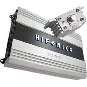 HiFonics 2/1 Channel Titan Amplifier 600 Watts RMS