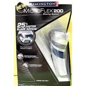 Remington R225DT MicroFlex 200 Corded Men's Rotary Shaver