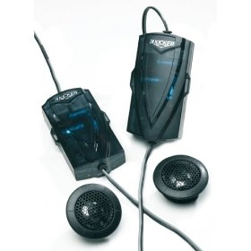 "KICKER 05KS25 1"" TWEETER & CROSSOVER SET"