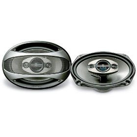 Pioneer TSA6983R 6-Inch x 9-Inch 4-Way Speaker (Pair)